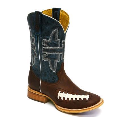 Tin Haul Mens Football Stadium Sole Boot