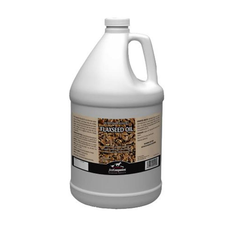 First Companion Flaxseed Oil 1 Gallon