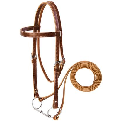 Weaver Leather Draft Horse Bridle
