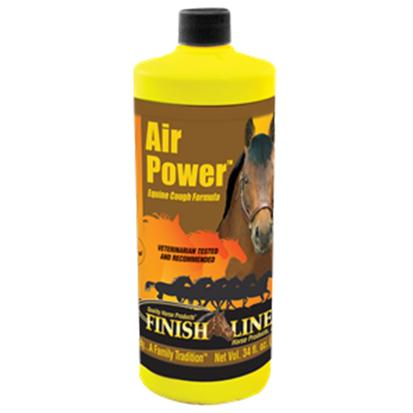 Finish Line Air Power Natural Cough Syrup 34 oz.
