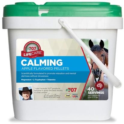 Formula 707 Calming Essentials Pellets - 5 Lb