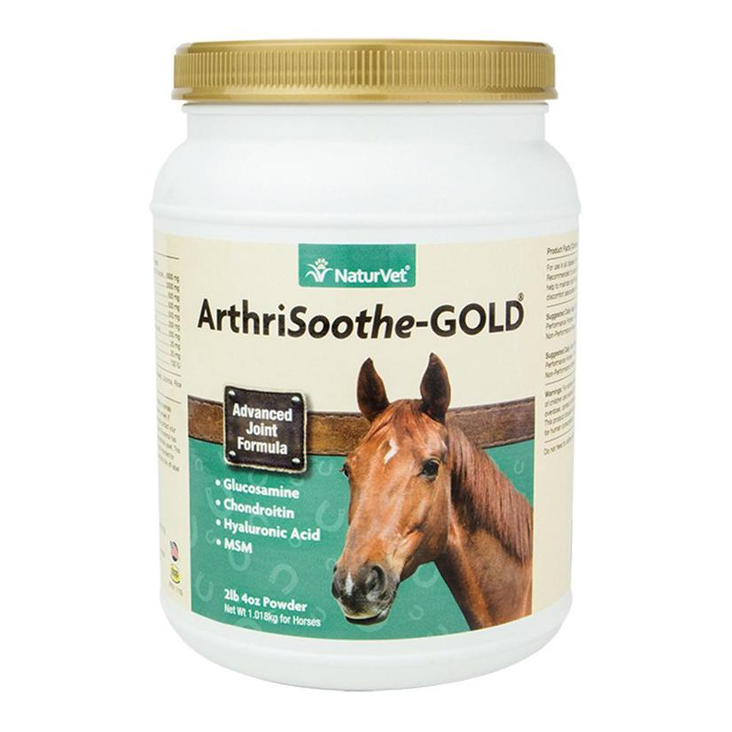 Naturvet Arthrisoothe Gold Horse Joint Formula Powder, 60 Day Supply, 36 Oz
