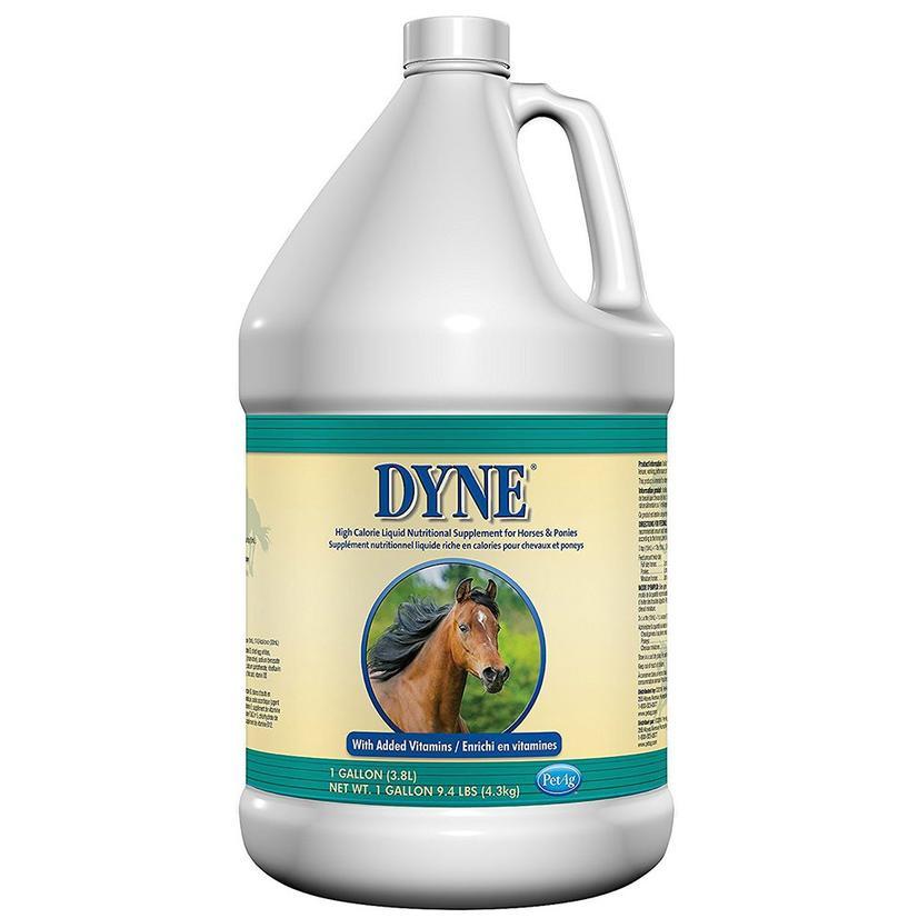 Dyne High Calorie Liquid Supplement For Horses & Ponies