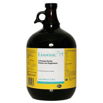 Zoetis Lixotinic Liquid 1 gal.