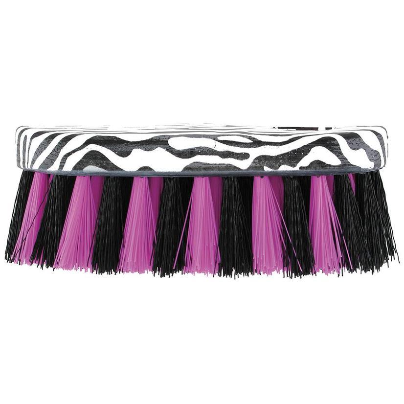 Tail Tamer Zebra Brush