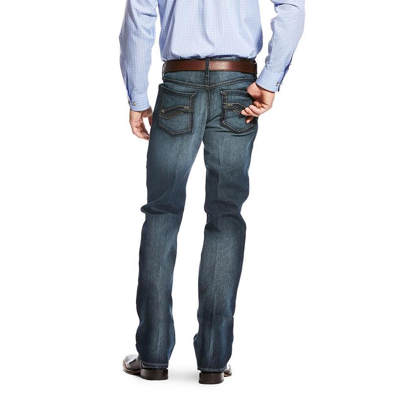 Ariat Mens Relentless Original Fit Shadow Stitch Jeans
