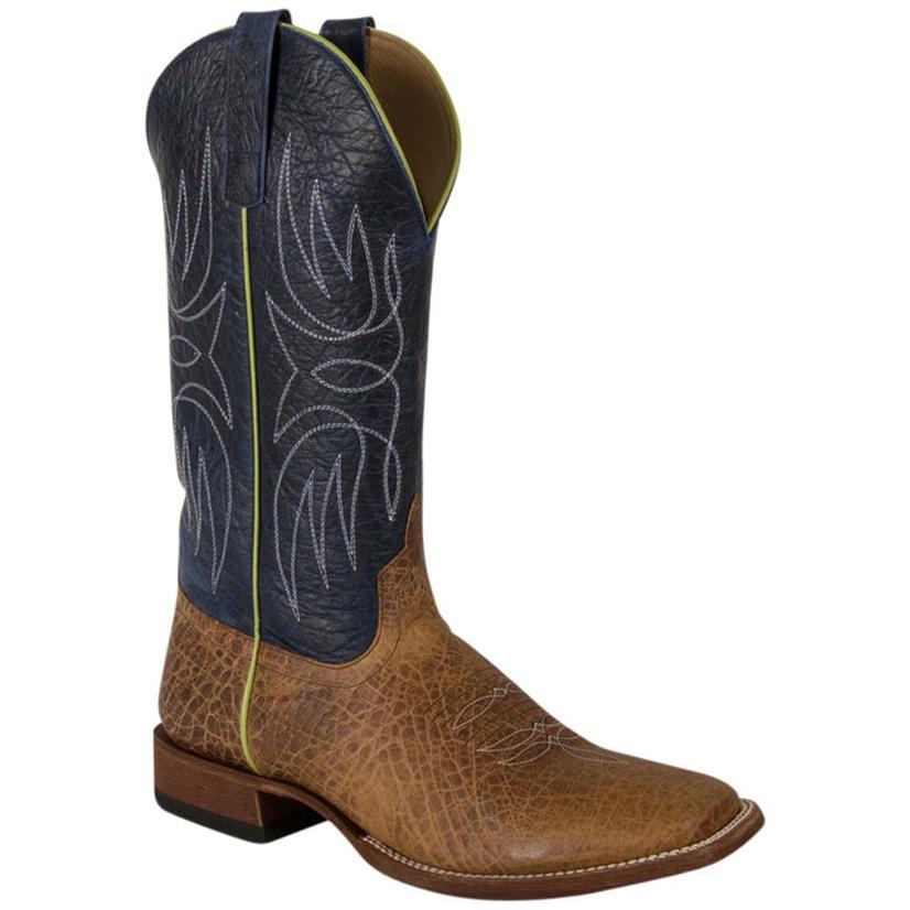 Horse Power Mens Jeremiah Bullfrog Boots