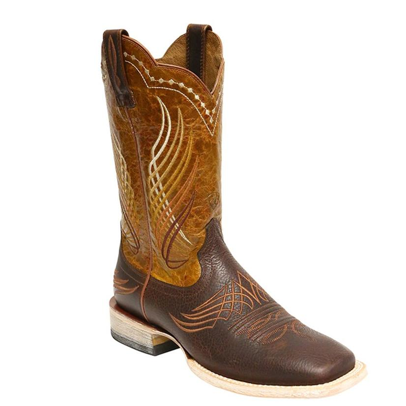 Ariat Men's Mecate Rusted Wire Cowboy Boots