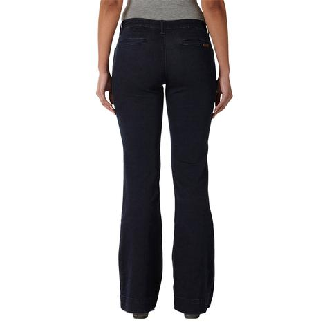 Wrangler Womens Mae Simple Trouser Jean