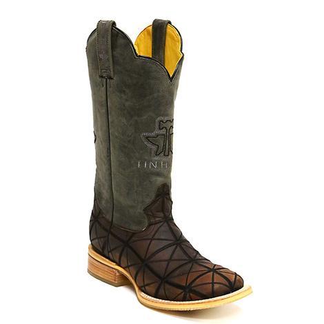 Tin Haul Mens Derrick Pumpin Sole Men's Boot