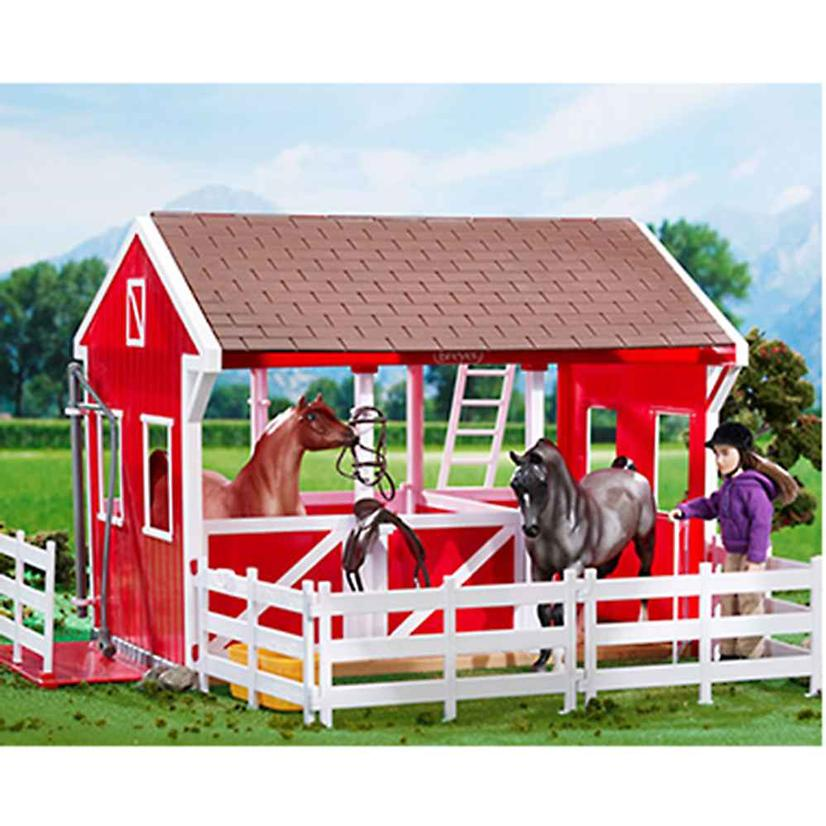 Breyer Classics Spring Creek Stable 1 : 12 Scale