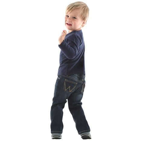 Wrangler Infant Boys Western Jean