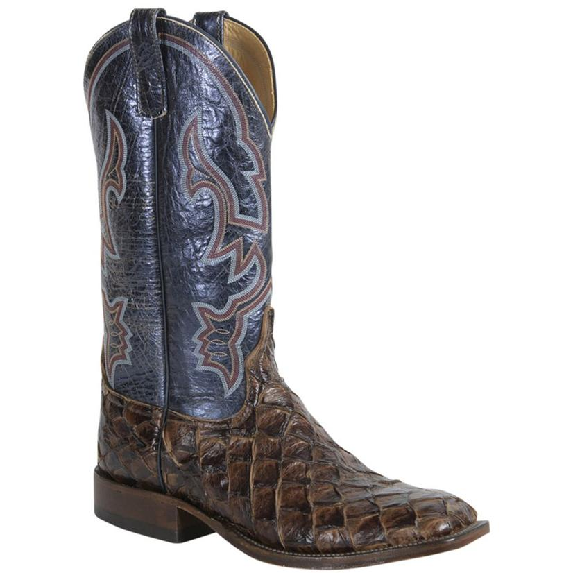 Anderson Bean Vegas Thunderbird Bass Cigar Dress Men's Boot