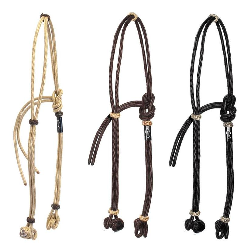 Berlin Leather Polyrope Quick Change Headstall