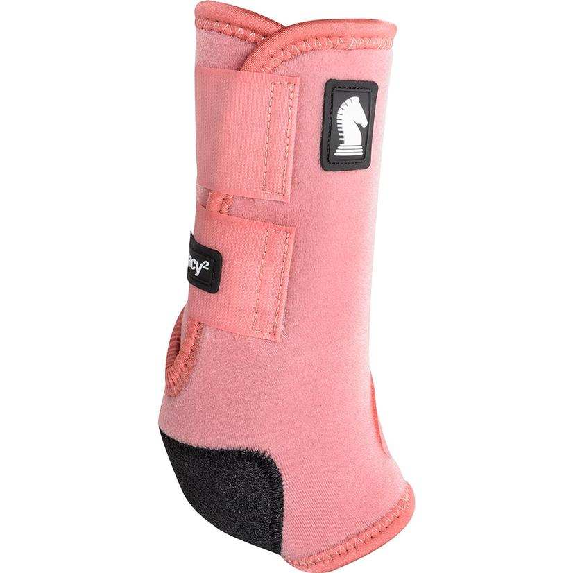 Classic Equine Legacy2 Front Protective Sport Boots BLUSH