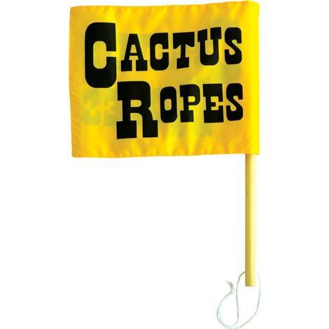 Cactus Ropes Flagger's Flag