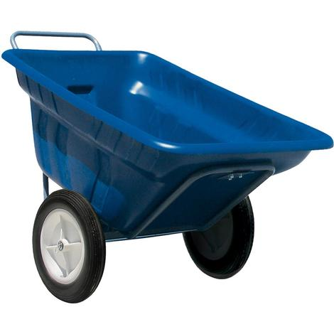 High Country Plastics Dura Cart 11 Cubic Foot