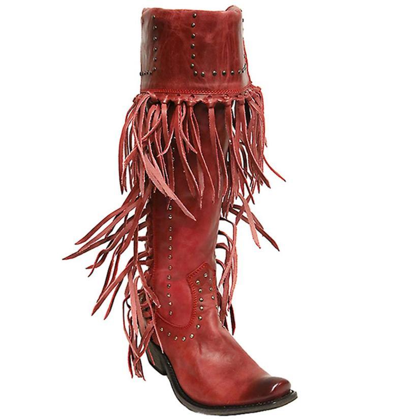 Liberty Black Womens Americana Western Boots
