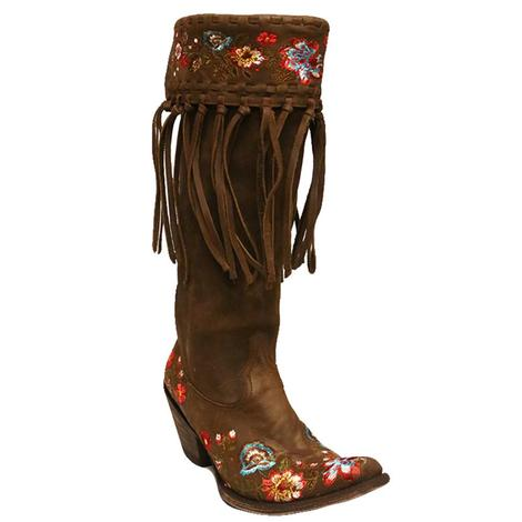 Old Gringo Womens Reba Cafero Western Boots