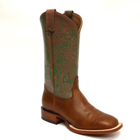 Tony Lama Womens San Saba Western Boots