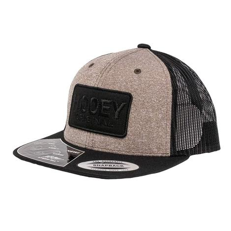 Hooey Original Black & Tan Mesh Cap