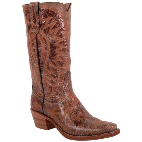 Rios Of Mercedes Womens Volcano Chocolate Western Boots