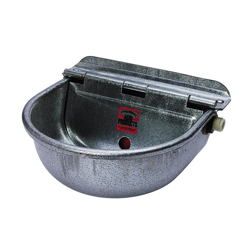 Miller Mfg.Galvanized Steel Automatic Waterer