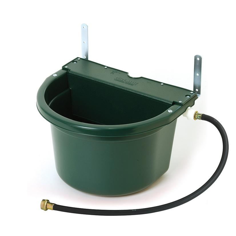 Miller MFG. DuraMate Automatic Waterer 4 Gallon GREEN