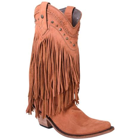 Liberty Black Womens Vegas Hues Western Boots