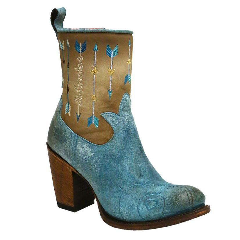 Junk Gypsy Womens Wanderlust Western Boots