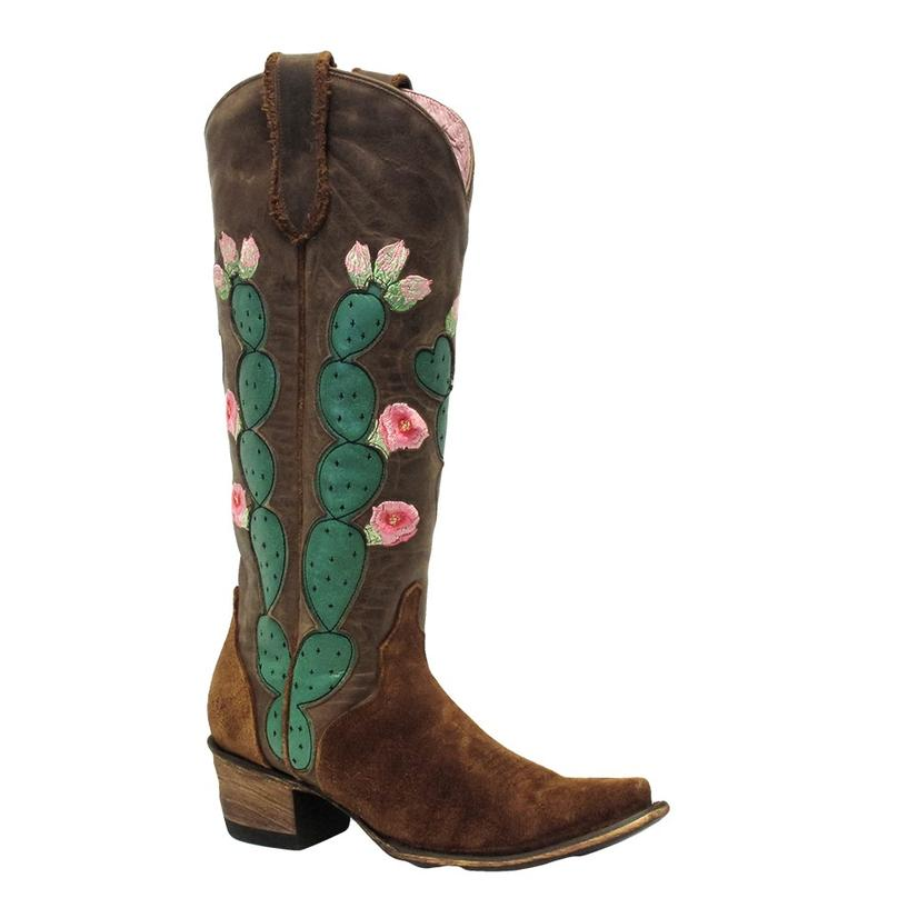 Junk Gypsy Womens Hard To Handle Western Boots