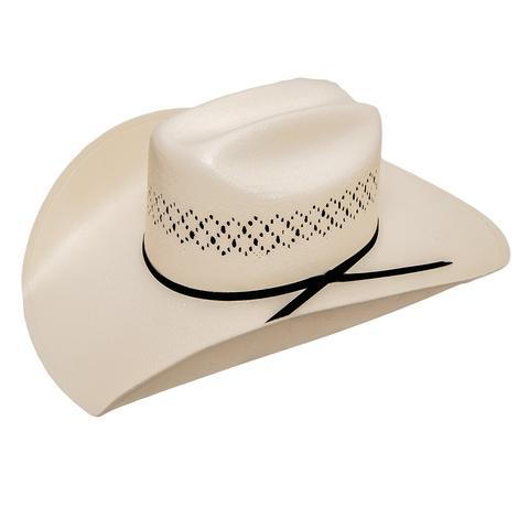 Atwood Red River Straw Cowboy Hat
