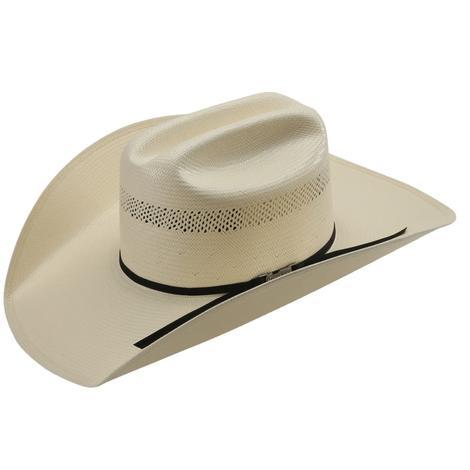 American Hat Company Mens Long Oval Cowboy Hat