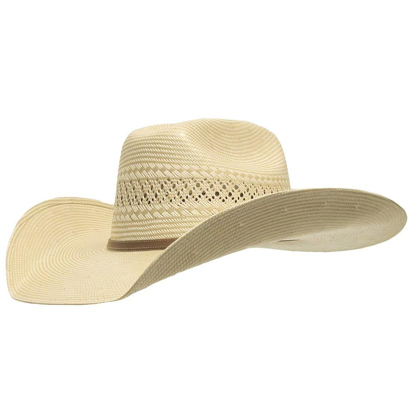 Atwood Abilene Low Crown Straw Cowboy Hat