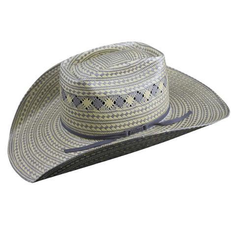 American Hat Company 4 1/4 Straw Cowboy Hat