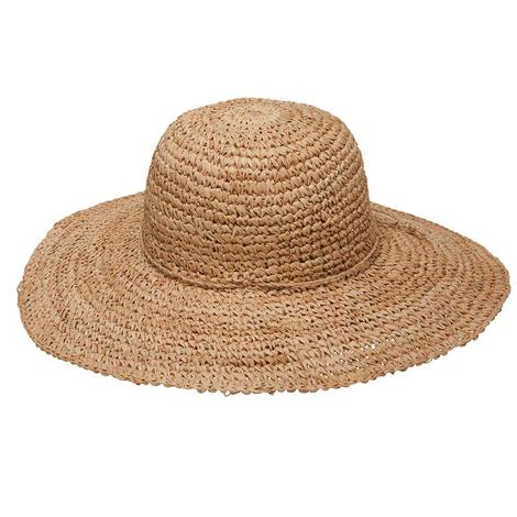 Sun Bunny Raffia Straw Hat Charlie 1 Horse