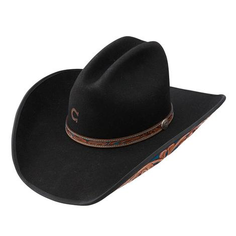 Charlie 1 Horse Wildflower Cowboy Hat