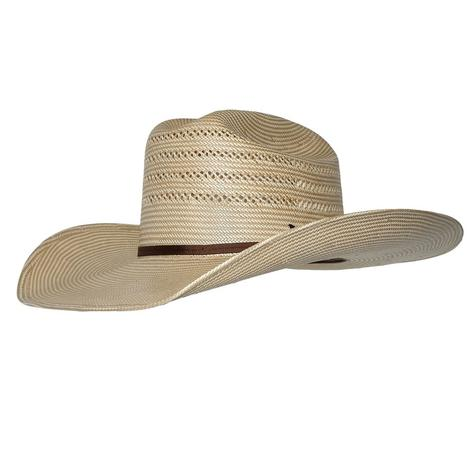 Resistol 4 Corners 20X w/Drilex 4.25 Brim Straw Hat