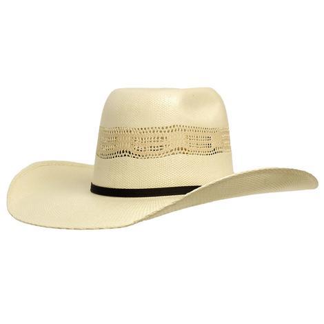 Resistol Rampage Western Straw Cowboy Hat