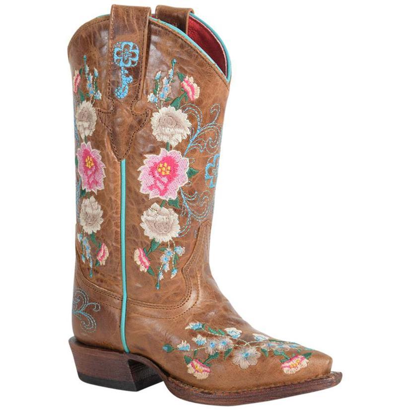Macie Bean Girls Honey Bunch Boots