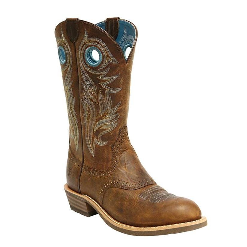 Ariat Womens Shadow Rider Western Boots