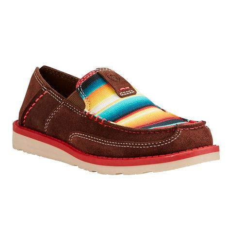 Ariat Kids Rainbow Serape Cruiser Casual Shoes