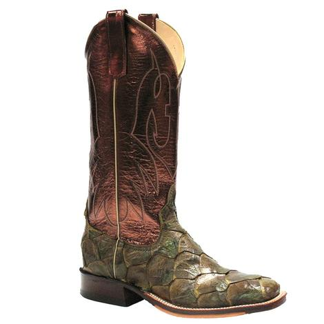 Anderson Bean Womens Bass Western Boots