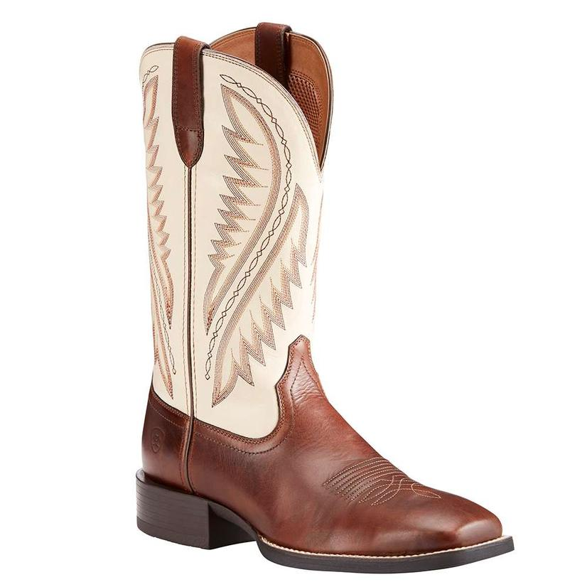 Ariat Mens Stonewall Native Brown Western Boots