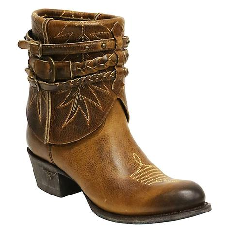 Lane Womens Dove Western Fashion Boots