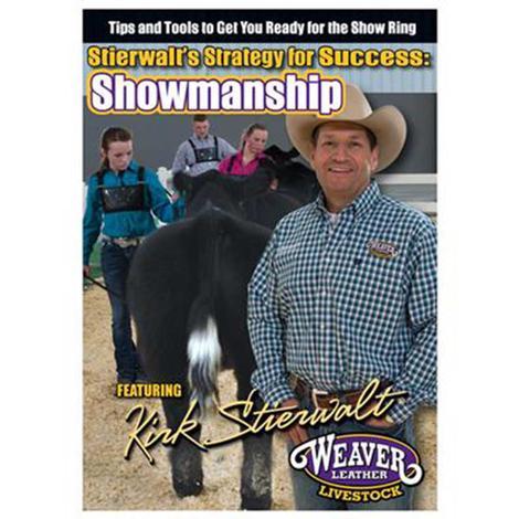 Stierwalt's Showmanship DVD