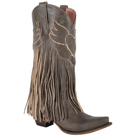 Junk Gypsy Womens Dreamer Western Boots