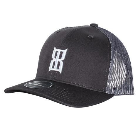 BEX Steel Grey Mesh Back Cap