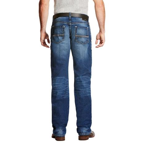 Ariat Mens M4 Dawson Canyon Wash Jeans
