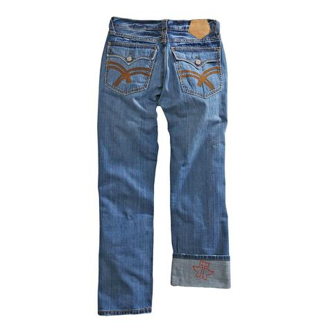 Tin Haul Mens Regular Joe Jeans